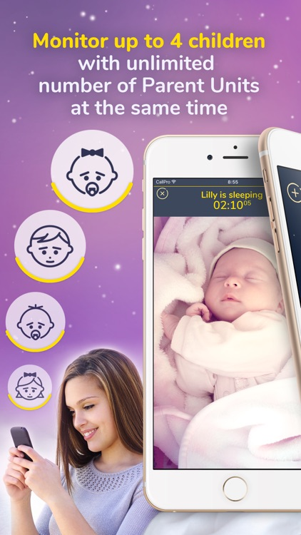 Best Baby Monitor: Baby Monitor & Cloud Nanny Cam