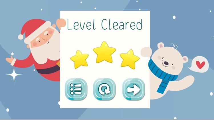 Santa Puzzle Game for Kids screenshot-6