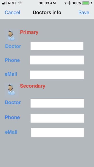 medSOSlt Screenshots