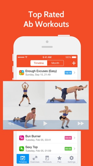 Instant Abs: Workout Trainer on the App Store