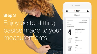 Download ZOZO - Custom-Fit Clothing for Pc
