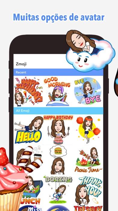 Baixar Seu criador de avatar | Zmoji para Android