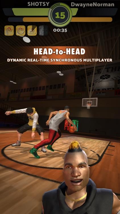 Basketball Rivals screenshot-0
