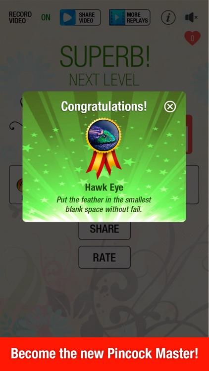 Peacock Darts - Pin the Bird screenshot-3