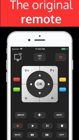 Hitamote Hitachi Remote Tv On The App Store