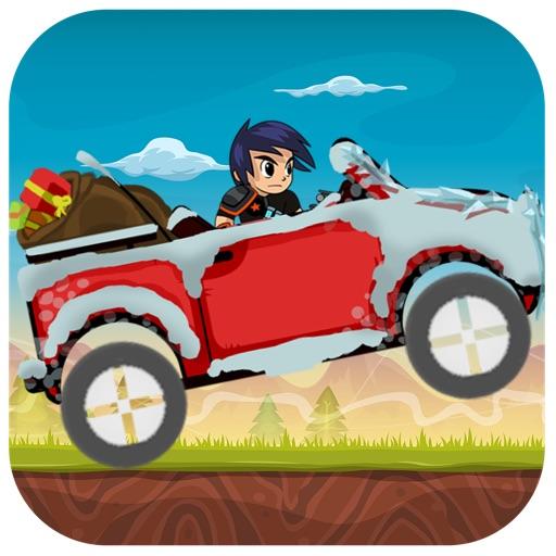 Hill Racing Of Slug Car iOS App