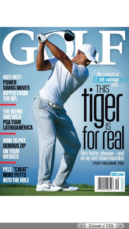 Golf Magazine screenshot-0