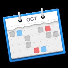工作时间表---日程安排 for mac