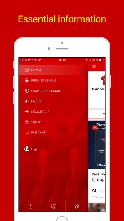 MU Live — Soccer Scores & News screenshot-4