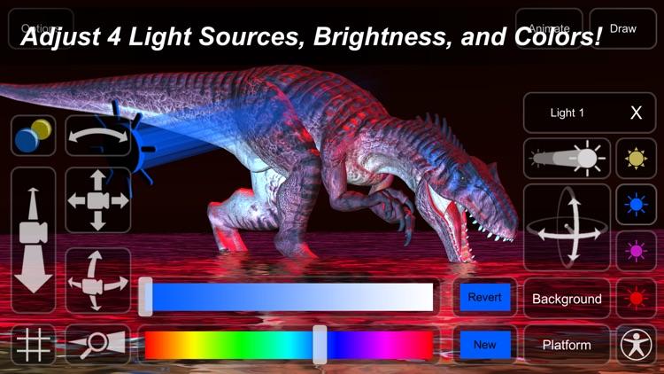 Allosaurus Mannequin screenshot-8