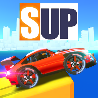 SUP Multiplayer Racing app