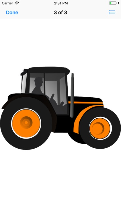 Tractor Stickers screenshot-4