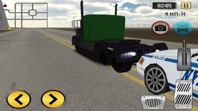 Highway Police Truck Driving screenshot 9