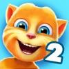 おしゃべり猫のトーキング・ジンジャー2アイコン