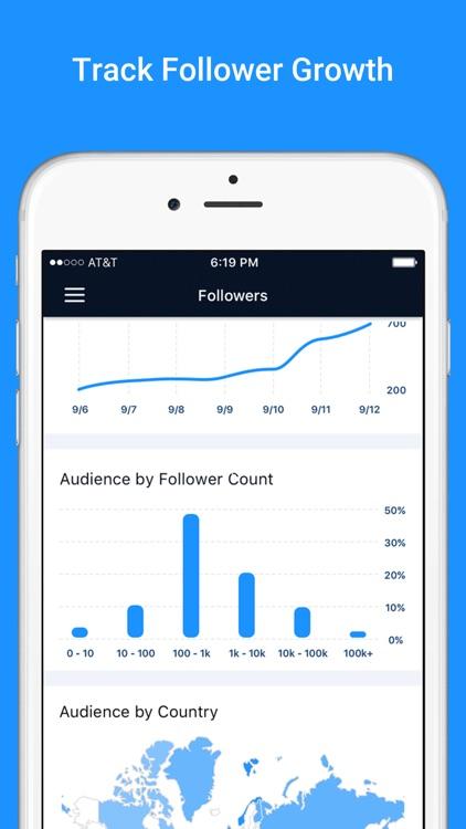Followers + for Instagram - Follower Analytics