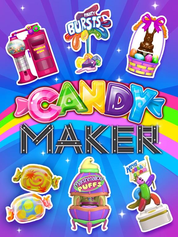 Screenshots for Sweet Candy Maker Games