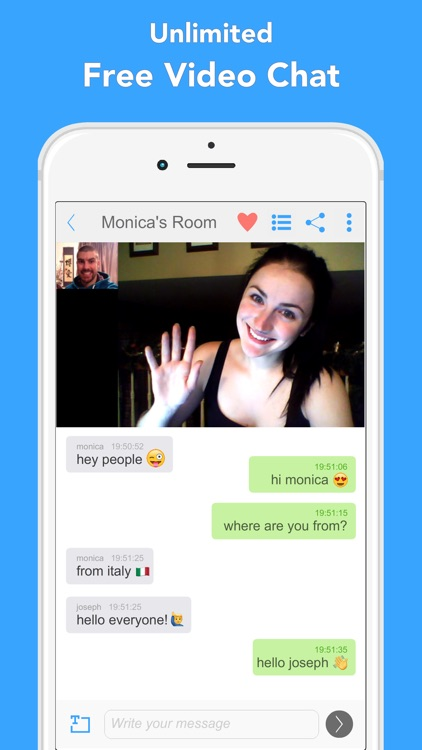 B-Messenger Video Chat