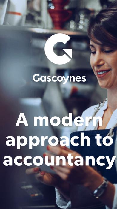 Gascoynes Accountants screenshot one