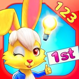 Wonder Bunny Math 1st Grade