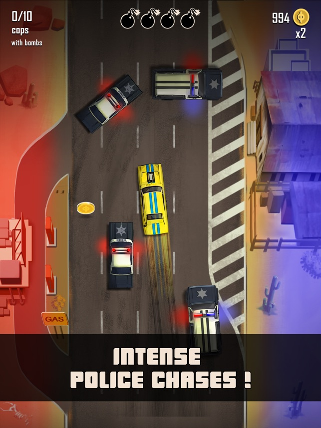 Hit n' Run: Highway Demolition Screenshot