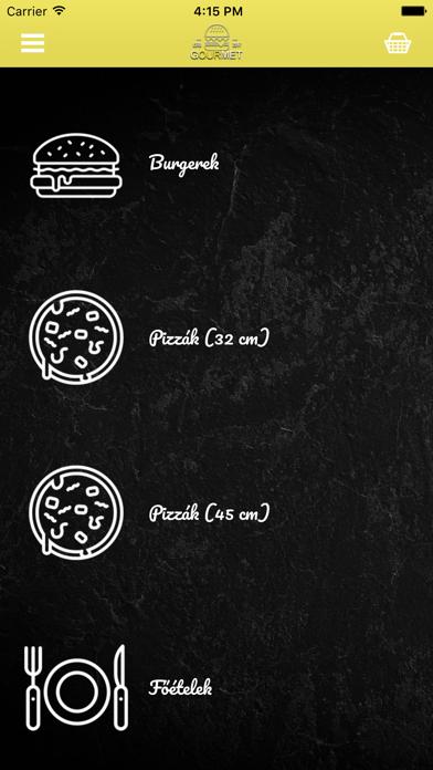 Gourmet Corvin Burger & Pizza