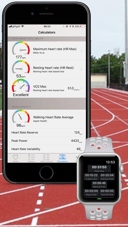 Cardio Workout and Analytics screenshot-6
