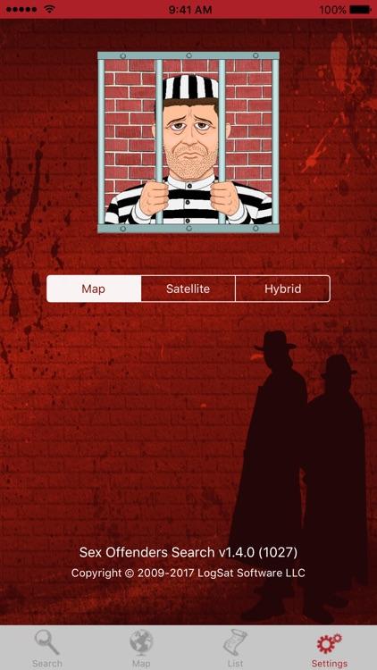 Sex Offenders Search screenshot-4