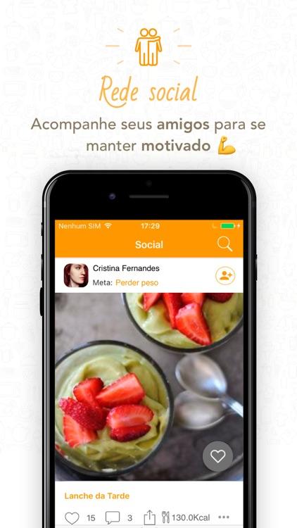 Technutri - Diet and Fitness screenshot-3