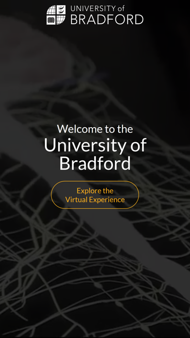 Uni of Bradford Virtual Tour screenshot one