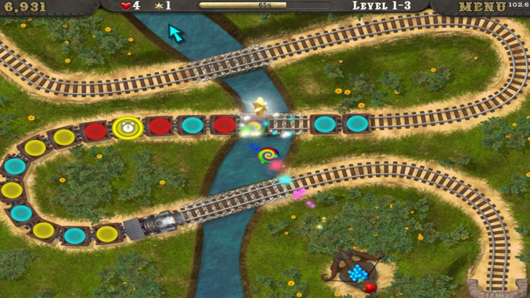 Loco Train screenshot-0
