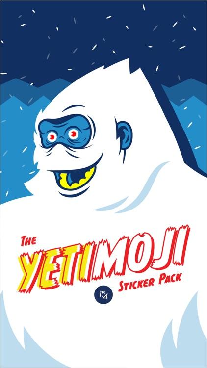 Yetimoji for the WINter!