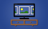 Social Photo TV