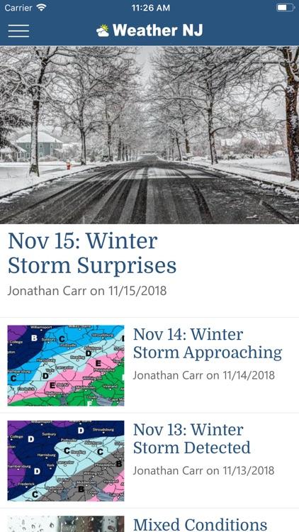 Weather NJ LLC
