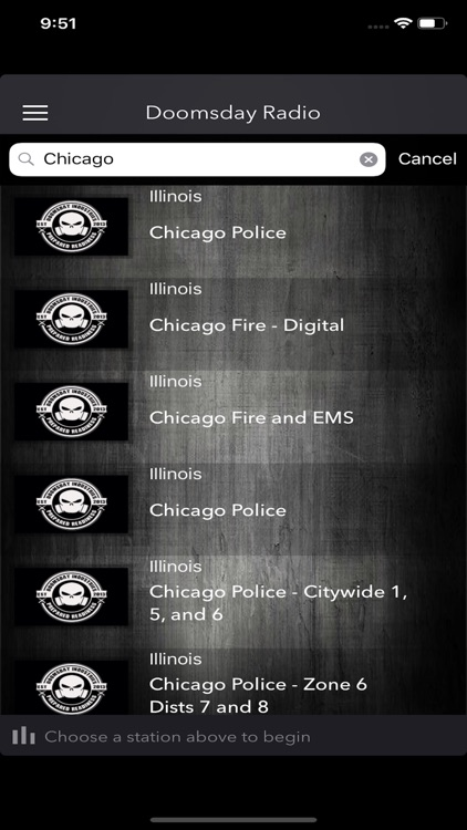 Doomsday Radio: Police Scanner