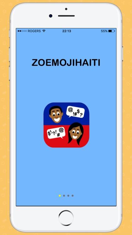 ZoemojiHaiti