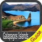 Galapagos Islands GPS map offline chart Navigator icon