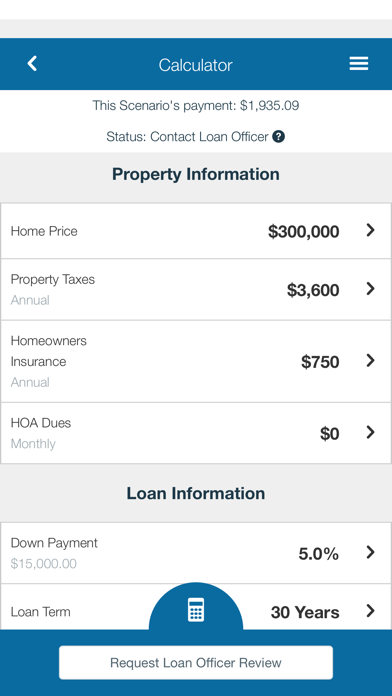 HomeTown Loans screenshot three