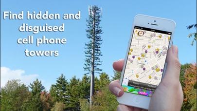 Cellular Network Signal Finder Screenshots
