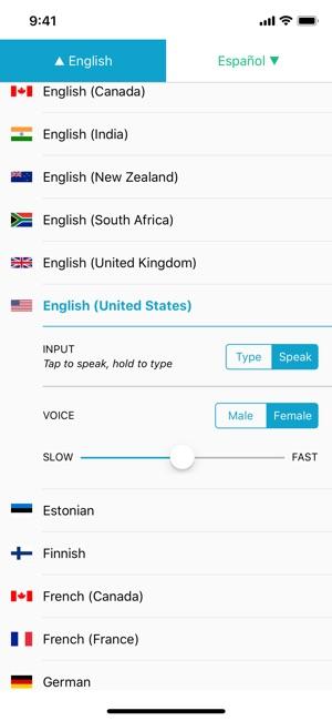 Sayhi translate on the app store screenshots stopboris Images