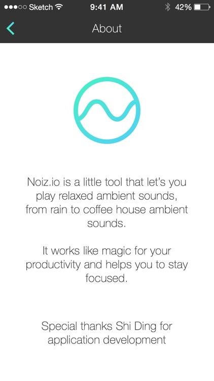 Noizio screenshot-3