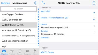 Mediquations review screenshots