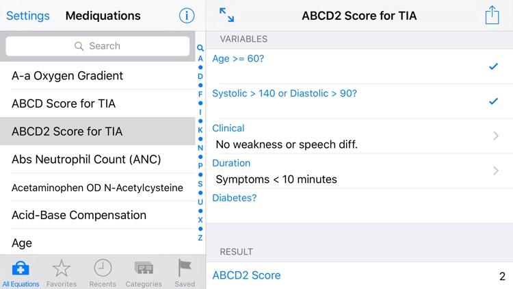 Mediquations screenshot-4