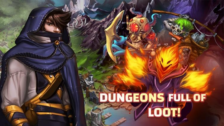 Shop Heroes: Adventure Quest screenshot-5