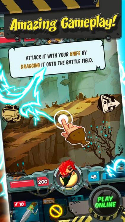 Scrap Card Wars - Future Fight screenshot-4