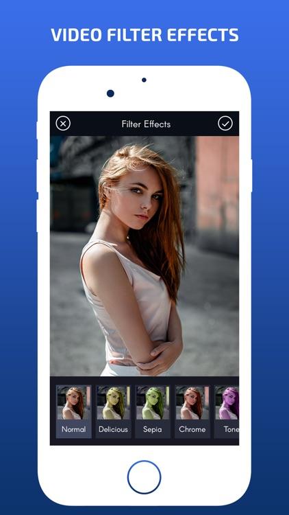 Video Editor-Movie Maker loop screenshot-6