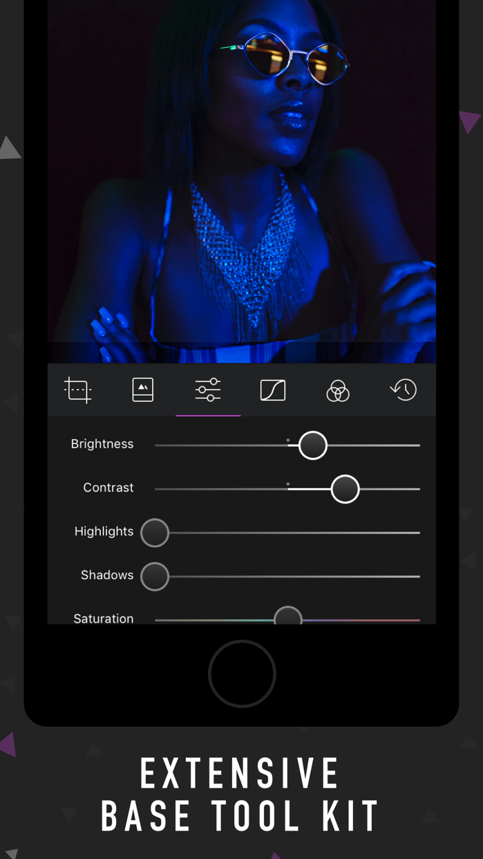 Darkroom – Photo Editor Screenshot