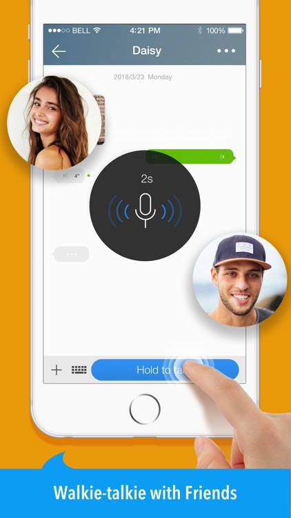 Mo+ - Calling & Texting App screenshot-3