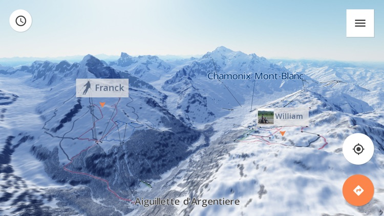 4riders Ski - 3D Maps / GPS