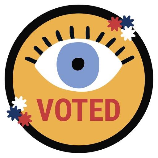 VOTE! Sticker Pack