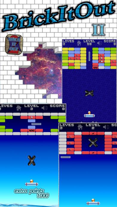 BrickItOut 2 Full screenshot one